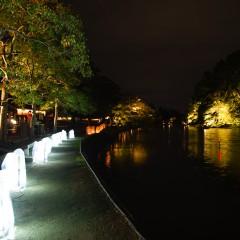 松江水燈路2017